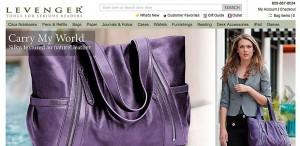 Homepage - detail