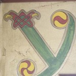 Celtic / Irish decorative mural