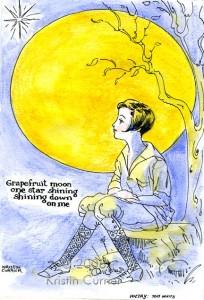 """Grapefruit moon"""